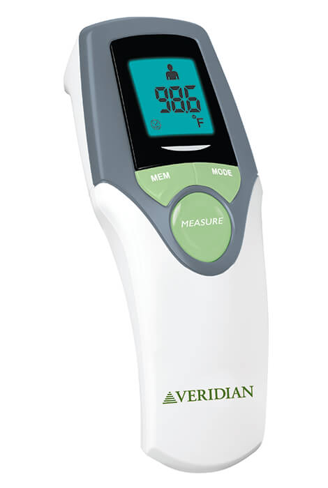Touch Free Infared Thermometer - View 4
