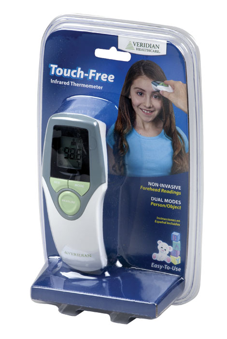 Touch Free Infared Thermometer - View 5
