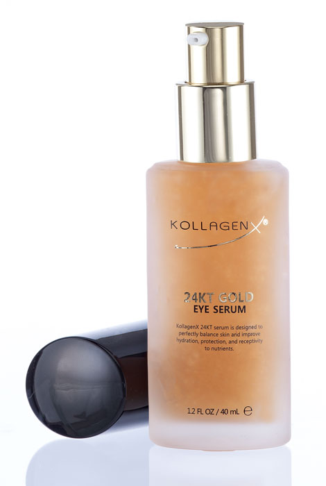 KollagenX® 24kt Gold Eye Serum - View 2