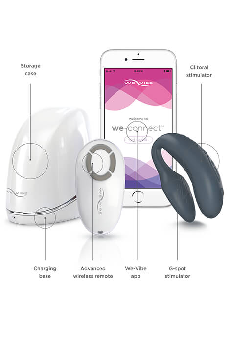 We-Vibe 4 Plus - View 2
