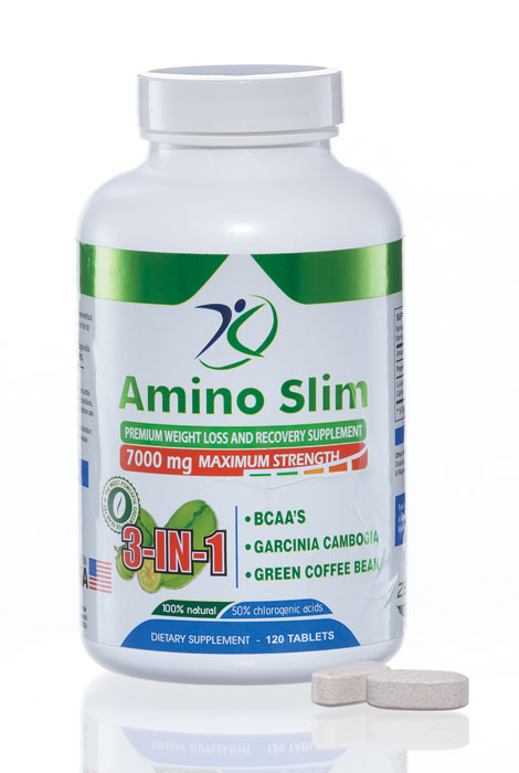Amino Slim Ultimate Natural Weight Loss - View 2