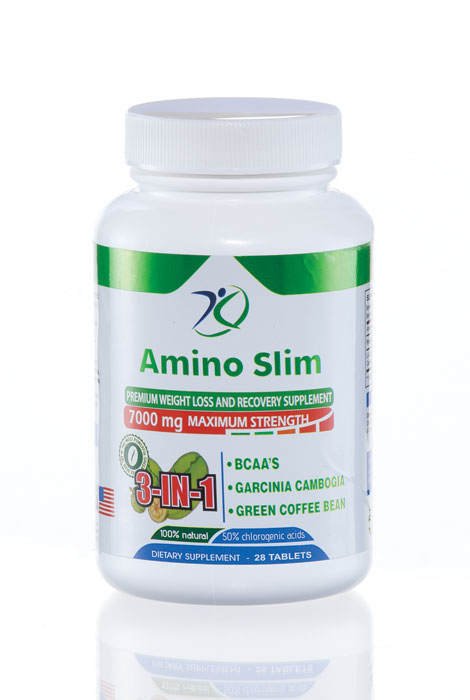 Amino Slim Ultimate Natural Weight Loss - View 3