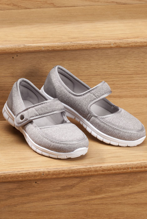Healthy Steps™ Feather Lite Mary Jane Shoes - View 2