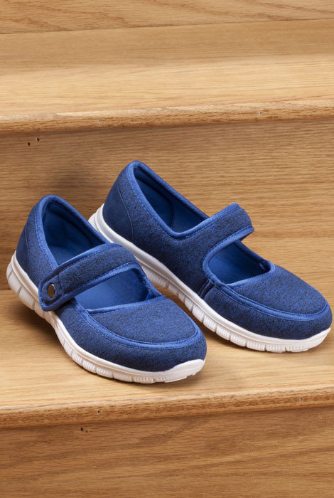 Healthy Steps™ Feather Lite Mary Jane Shoes - View 3
