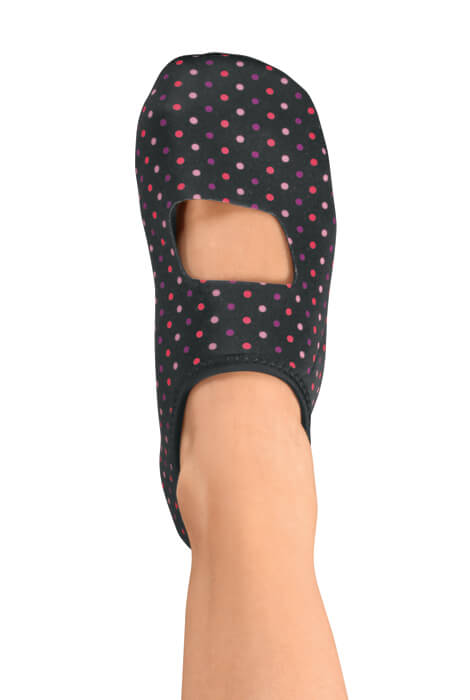 Healthy Steps™ Mary Jane Non-Slip Slipper - View 3