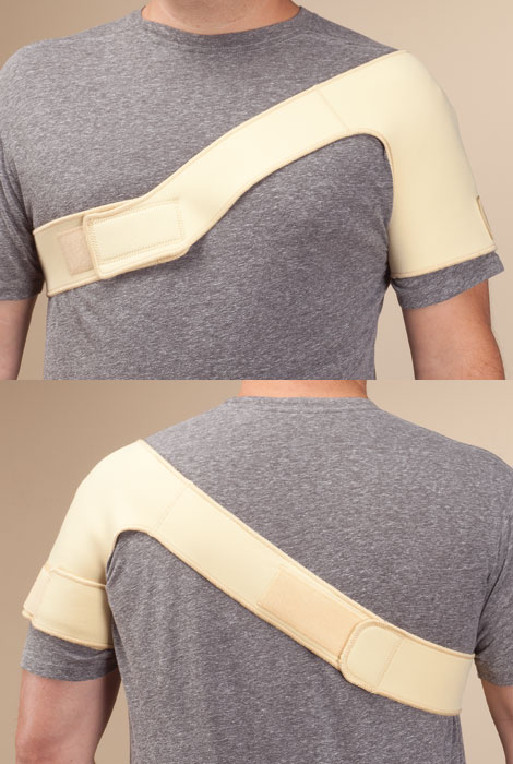 Shoulder Support - View 2