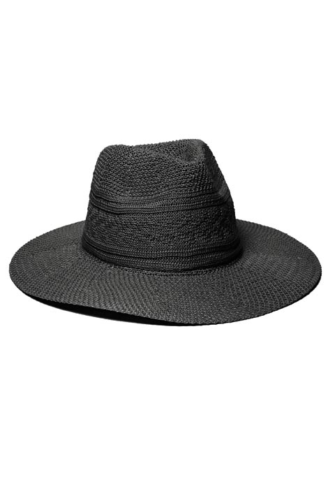 Jesse Knit Fedora by PhysicianEndorsed - View 2