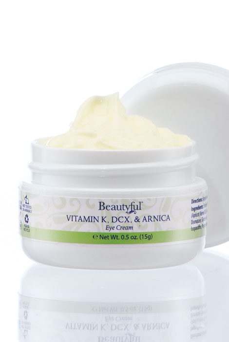 Beautyful™ Vitamin K, DCX & Arnica Eye Cream - View 2