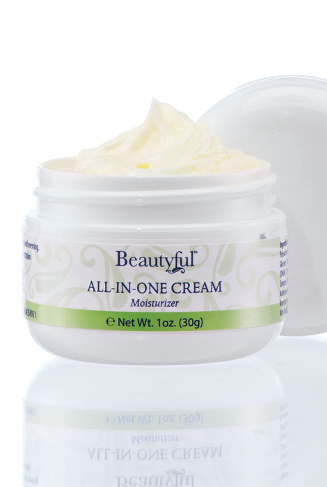 Beautyful™ All-in-One Cream - View 2