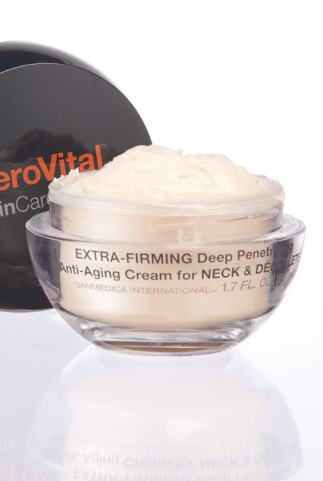 SeroVital™ SkinCare Extra-Firming Cream for Neck & Décolleté - View 2