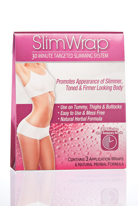 Slim Wrap™ 30 Minute Targeted Slimming System - View 2