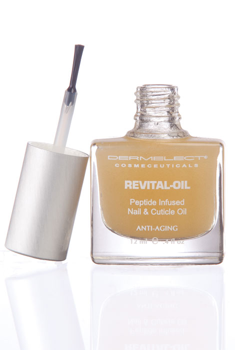Dermelect® Revital-Oil Nail & Cuticle Treatment - View 2