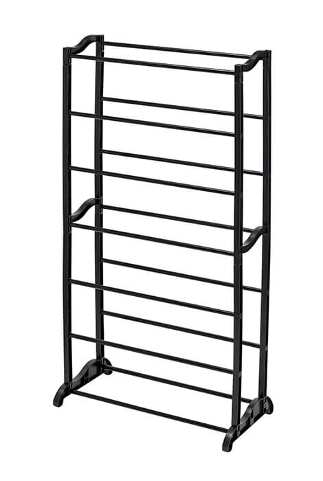 Seven Tier Shoe Rack - View 2