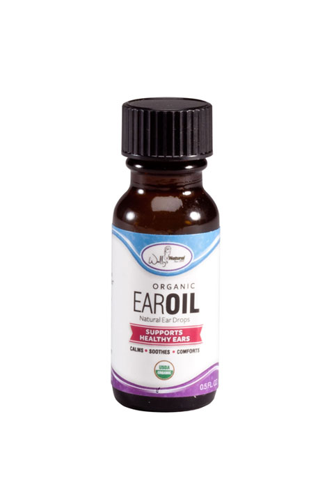 Organic Ear Oil, 0.5 fl. oz. - View 2