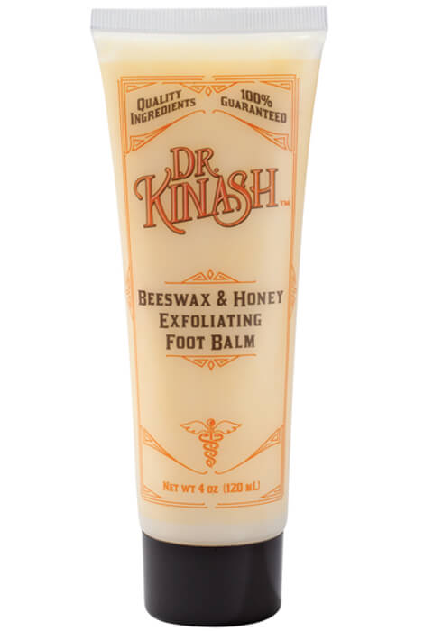 Dr. Kinash™ Beeswax & Honey Foot Balm, 4 oz. - View 2