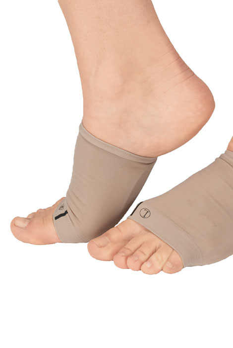 Silver Steps™ Gel Arch Sleeve, 1 Pair - View 2