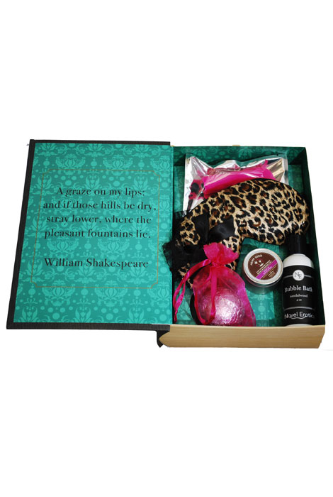 The Indulgence Novel Gift Set - View 2