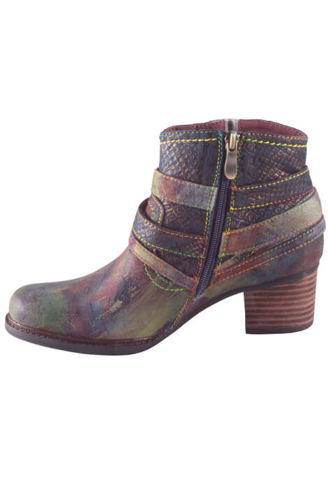 Shazzam Bootie by Spring Footwear® - View 2