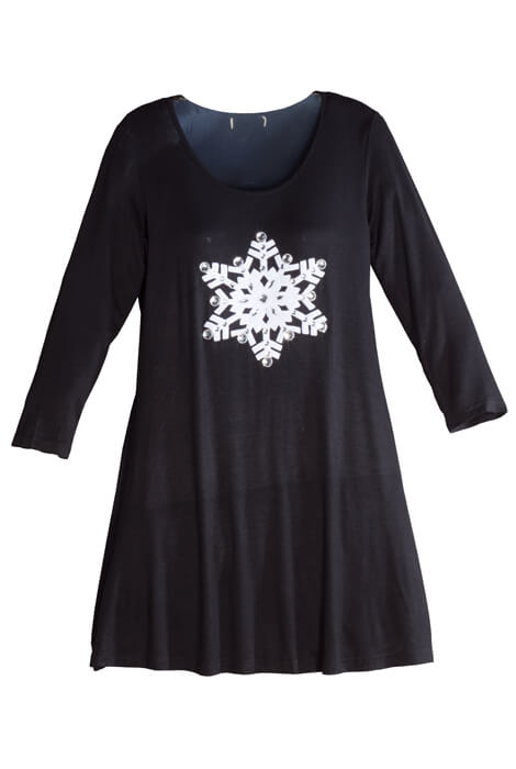 Snowflake Tunic - View 2