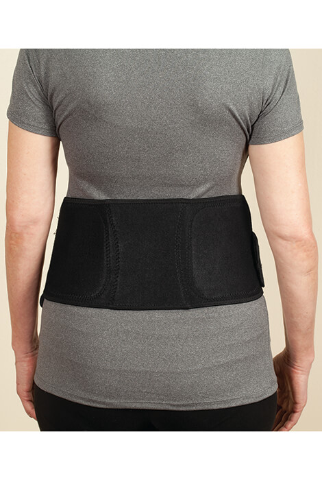Back Support Belt - View 2