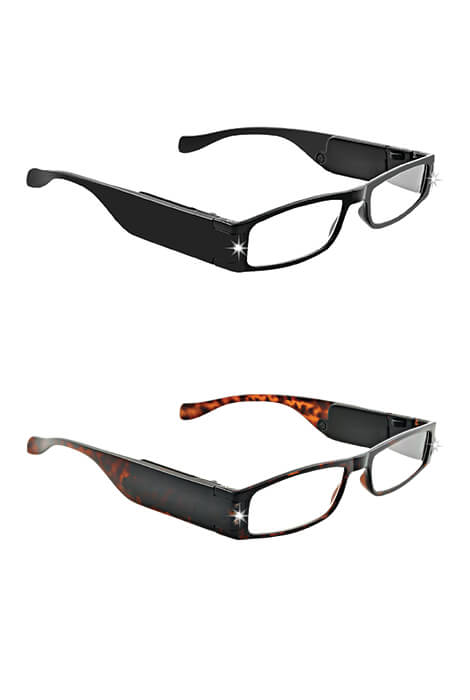 Lightspecs® Lightweight LED Reading Glasses - View 2