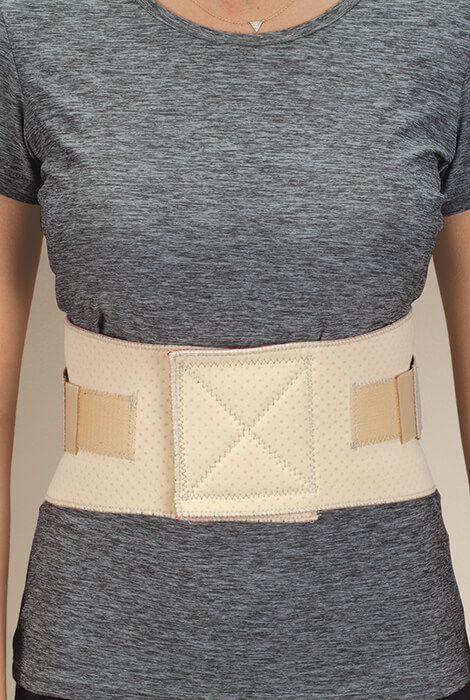 Arthritic Neoprene Back Support - View 2
