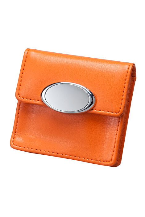 Orange Case with Mirror - View 2