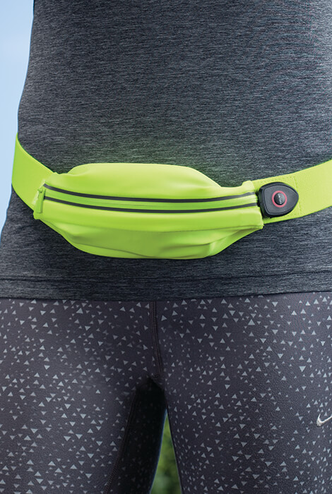 Fitzip® Illuminating Waist Pack - View 3