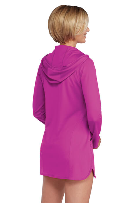 Speedo® Cover up Hoodie Dress - View 2