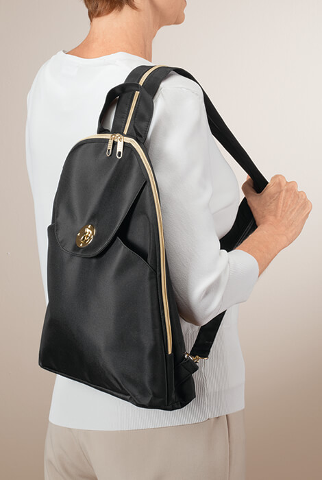 Chloe Backpack Shoulder Bag - View 2