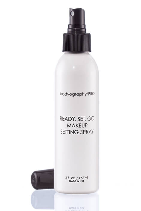Bodyography® Ready, Set, Go Makeup Setting Spray - View 2