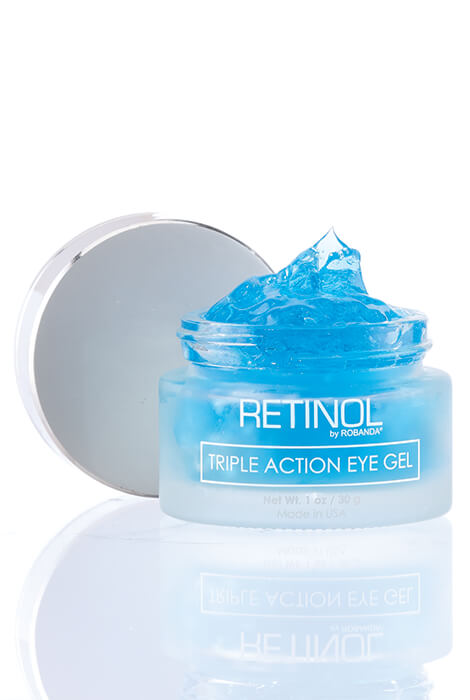 Retinol by Robanda® Triple Action Eye Gel - View 2