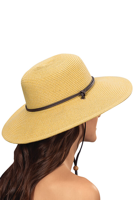 Sloggers® Wide Brim Braided Hat - View 2