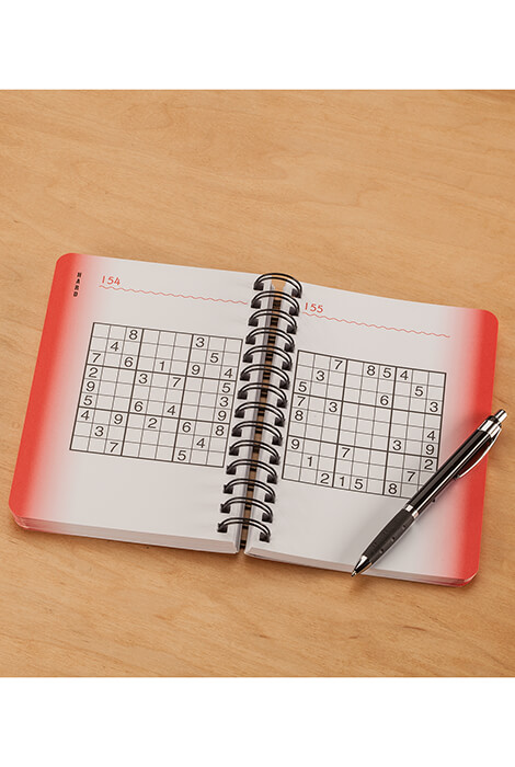 BRAIN GAMES®  Mini 101 Sudoku - View 2