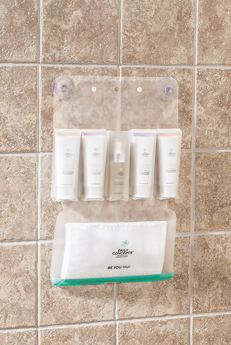 Daily Concepts® Spa To Go Travel Set - View 4