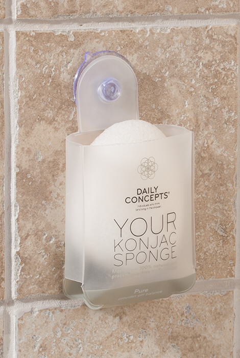 Daily Concepts® Your Konjac Sponge - View 4