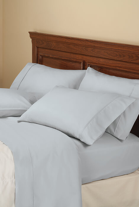 6-Piece 1000 TC Cotton Rich Sheet Set - View 2
