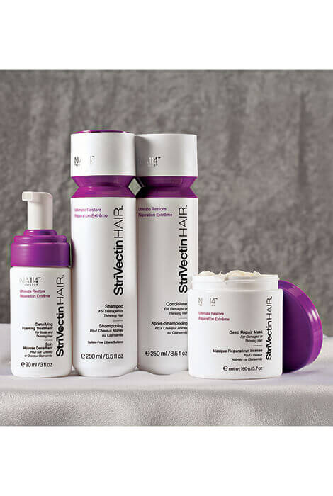 StriVectin® HAIR™ Ultimate Restore Deep Repair Mask - View 3