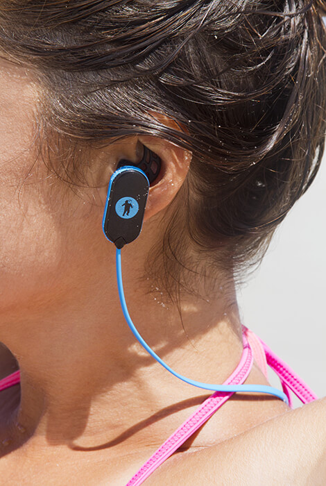 BlueTooth Water Resistant Ear Buds - View 2