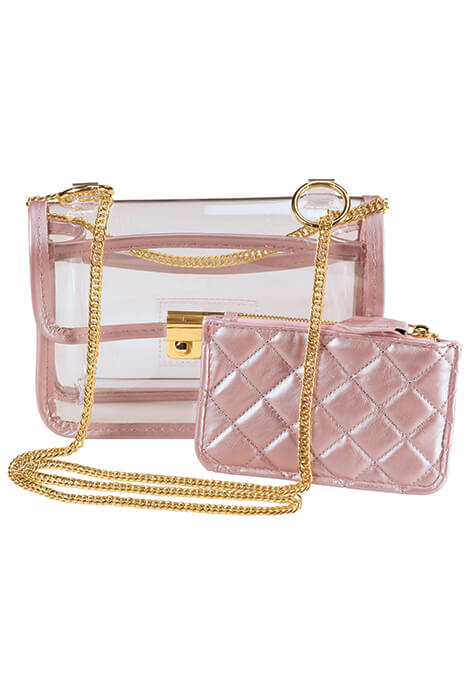 Stadium Bag 2-Piece Pink - View 2