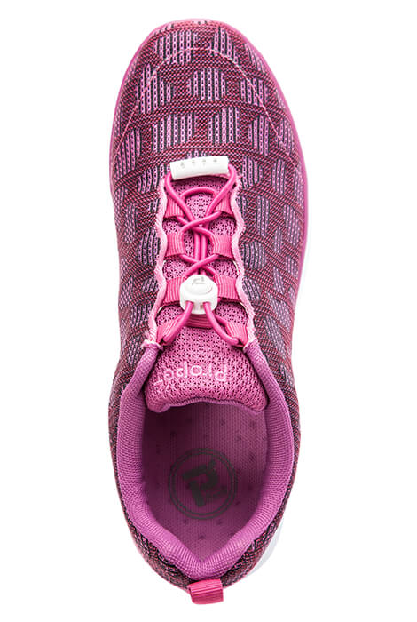 Propet® TravelFit Women's Knit Sneaker - View 2