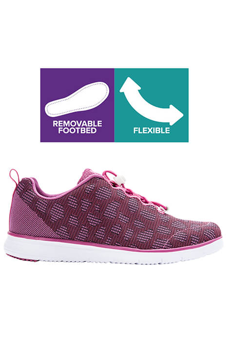 Propet® TravelFit Women's Knit Sneaker - View 4