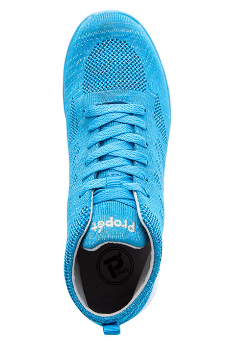 Propet® TravelFit Hi Women's Knit Sneaker - View 2
