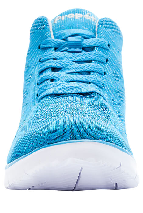 Propet® TravelFit Hi Women's Knit Sneaker - View 3