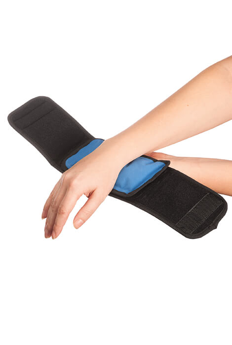 Natra Cure® Universal Wrap Hot & Cold Relief - View 3