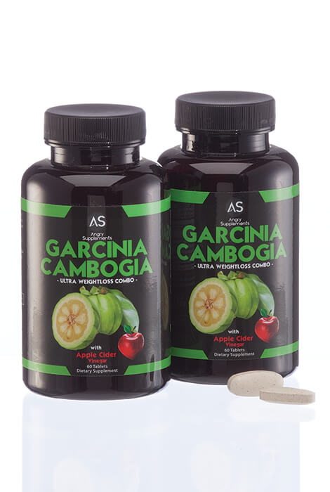 Garcinia Cambogia w Apple Cider Vinegar 2 Pack - View 2