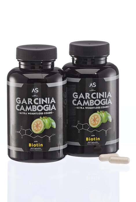 Garcinia Cambogia with Biotin 2 Pack - View 2