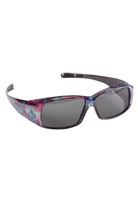 Floral Fit-Over Sunglasses - View 2