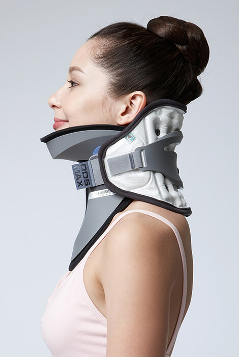 Disc Disease Solutions Spinal-Air Decompression Collar - View 2