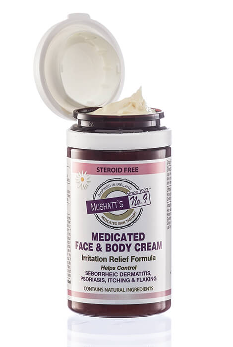 Mushatt's No. 9 Medicated Face & Body Cream - View 2